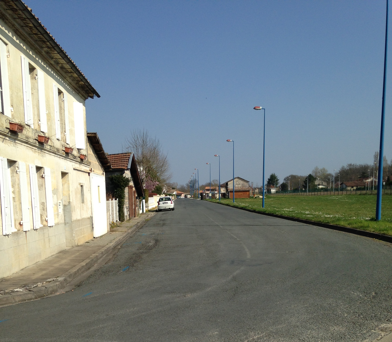 Commune de St Seurin sur l' Isle